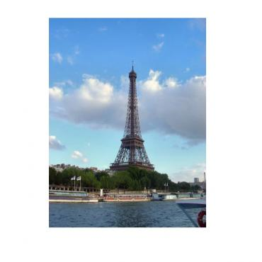 Víkend v Paříži